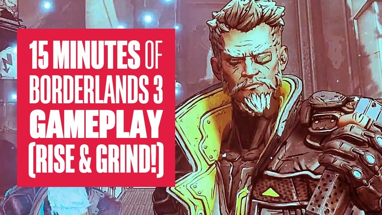 Borderlands 3 character list, skill tree and every Vault