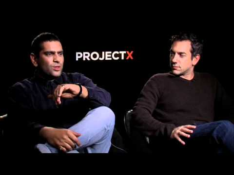 Project X Interview - Director Nima Nourizadeh & Producer Todd Phillips Mp3