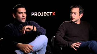 Project X Interview - Director Nima Nourizadeh & Producer Todd Phillips