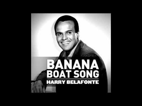 Harry Belafonte   Banana Boat Song Day OLyrics