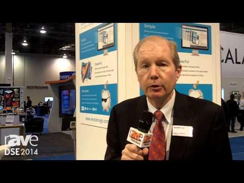 DSE 2014: Wondersign Talks About Its Cloud-Based Technology for Integrators