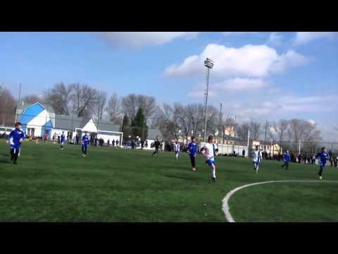 «Академия футбола» Тамбов — «Мастер-Сатурн» Егорьевск 1:3. 1 тайм.
