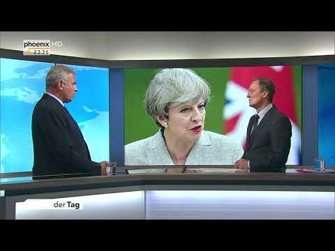 Brexit-Verhandlungen: Expertengespräch mit Prof. Ludger Kühnhardt am 31.08.17