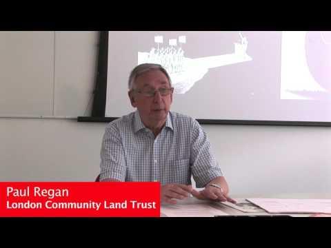Paul Regan, London Community Land Trust