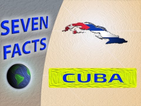 7 Facts about Cuba