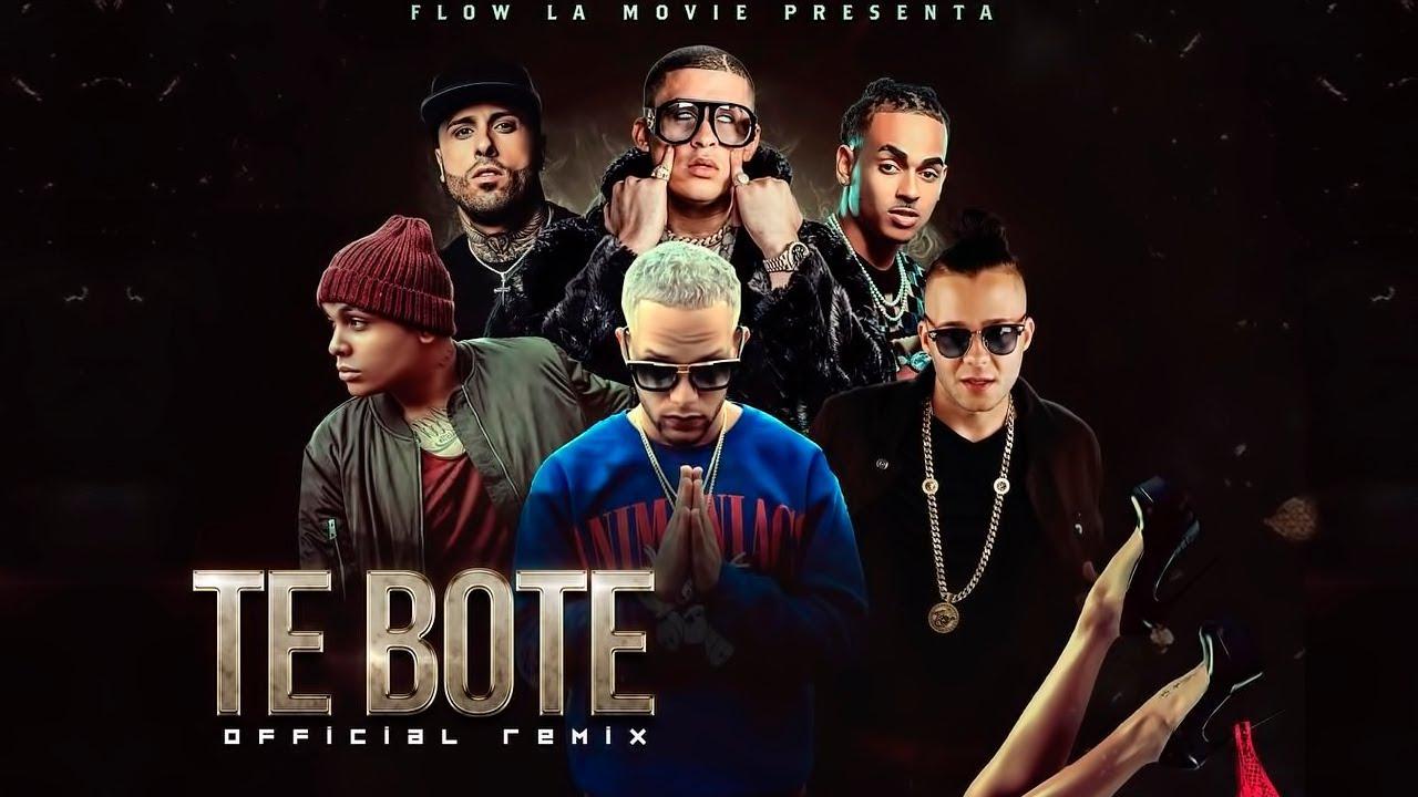 Te bote Remix - Bad Bunny, Ozuna, Nicky Jam, Darell, Nio garcia, Casper Mágico #1