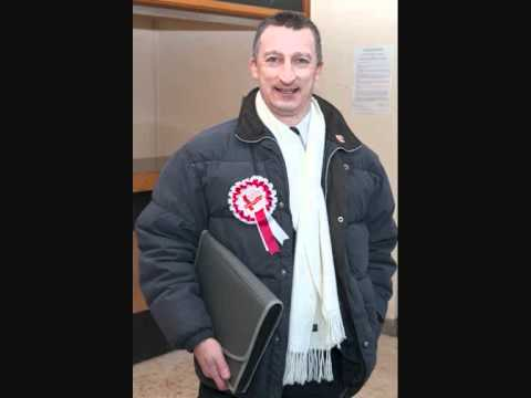 Stephen Morris - English Democrats - Oldham By-Election Interview