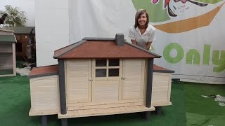 Chicken Coop & Rabbit Hutch Rc82 By Cc Only