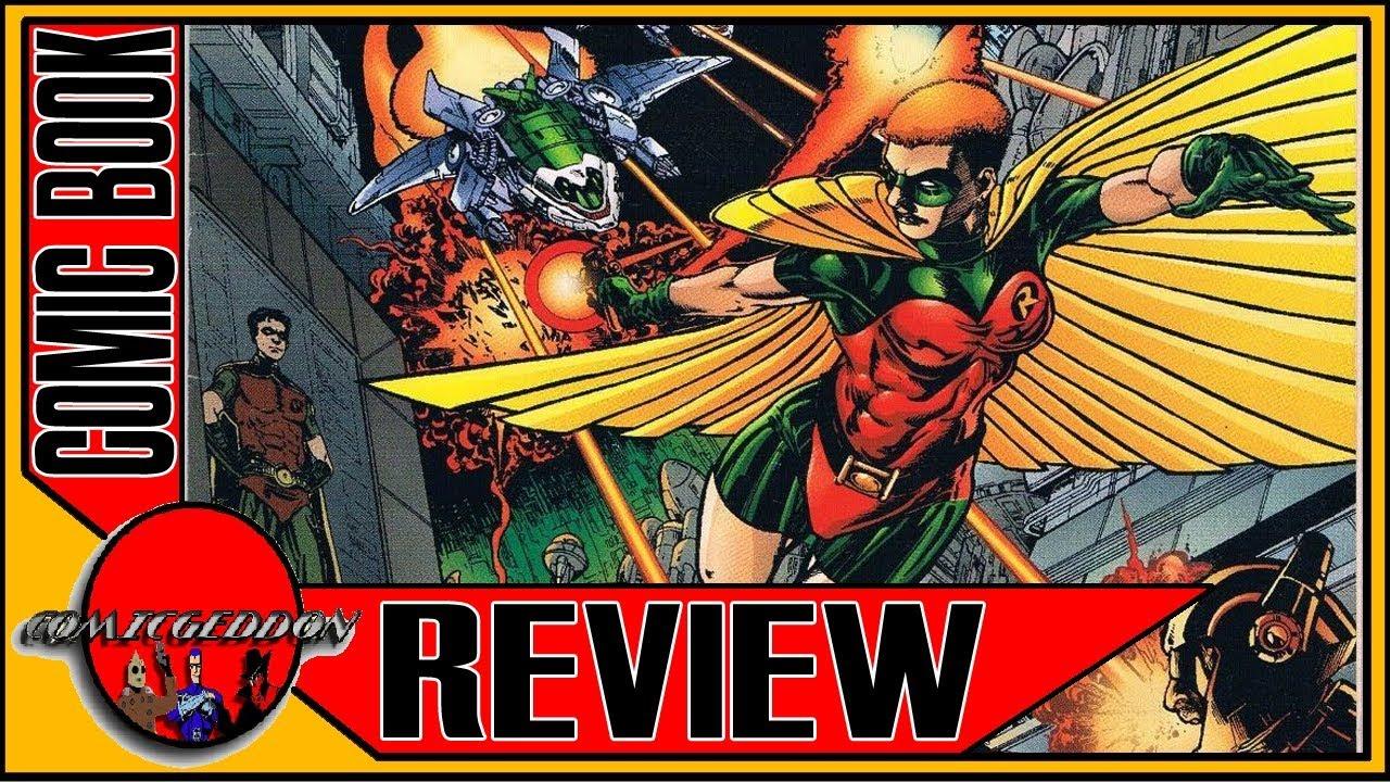 USA, 1996 Batman Annual # 20 Legends of the Dead Earth