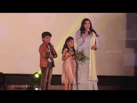 #Theri Baby Nainika Speech @Bhaskar Oru...