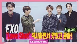 [Eng sub l 스테이지K 인터뷰 챌린지] 글로벌 K-POP 챌린지 K-POP 킹 'EXO(엑소)', 'Lucky One' 안무는 싫어(ㅋㅋ)