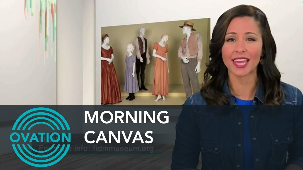 Morning Canvas: Daily Dose - FIDM Oscar Wardrobe Exhibition - Ovation