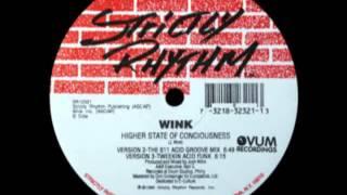 Josh Wink   Higher State of Consciousness Tweekin Acid Funk