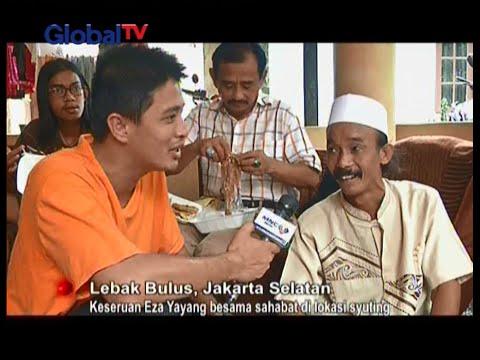 Eza Yayang dan pemain Tukang Ojek Pangkalan memperingati Hari Bawa Bekal Nasional - Obsesi 12/04