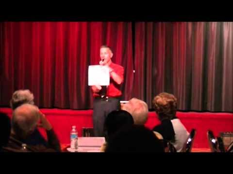 Paul Harris Presents Examiner by John Graham