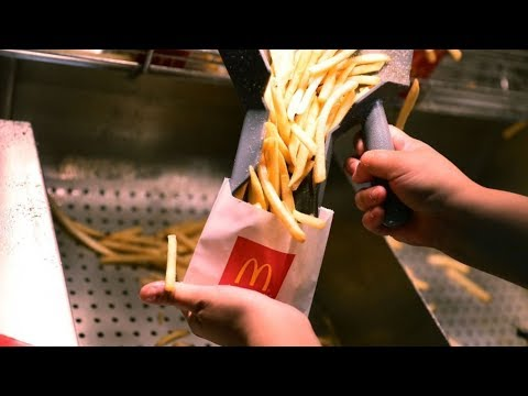 Gross Things You Should Know Before Eating McDonald's Again