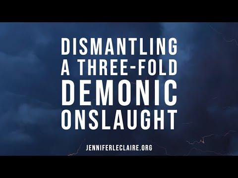 Dismantling a Three-Fold Demonic Onslaught