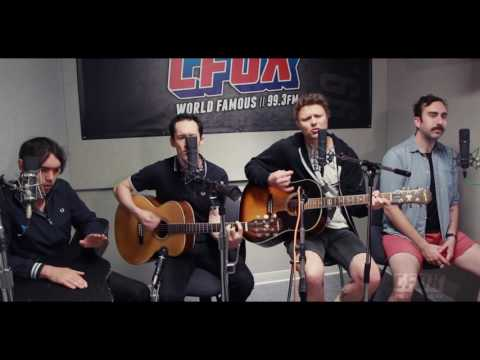 Hollerado - Born Yesterday (Acoustic) Live @ CFOX
