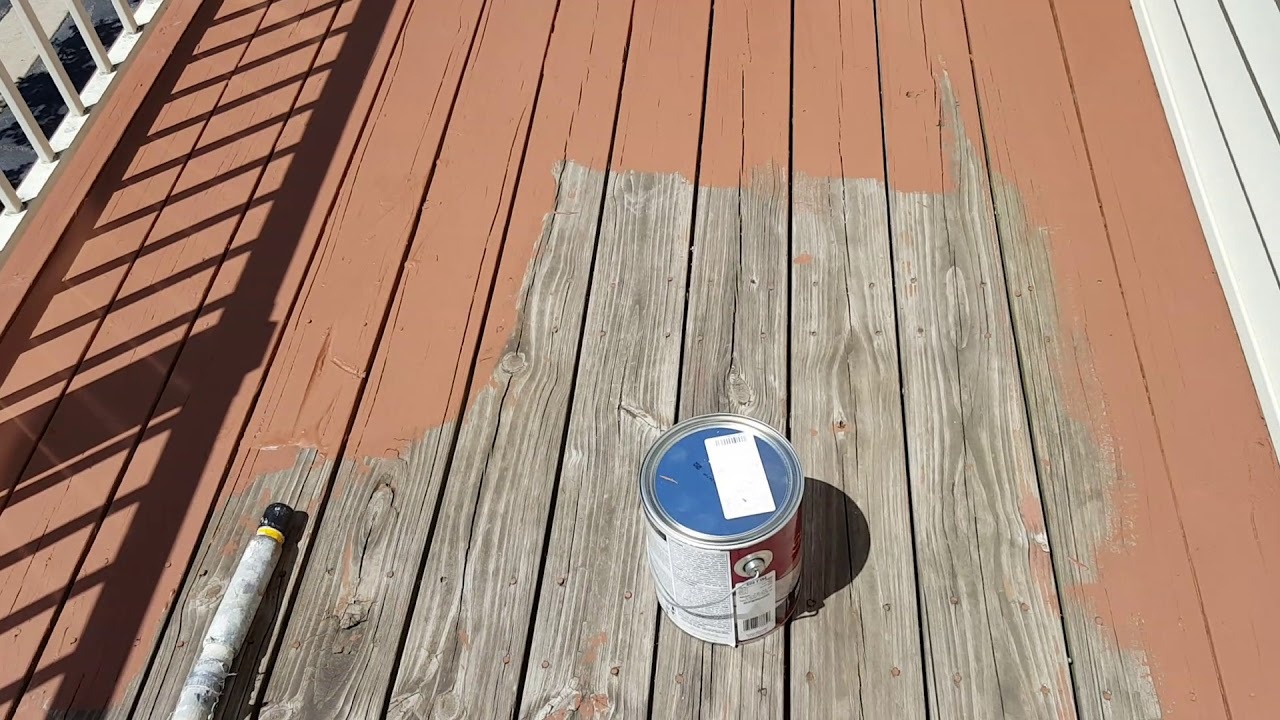 Elastomeric Waterproofing Balcony : Elastomeric deck coating youtube