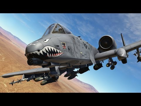 DCS: A-10C Warthog - In Hog We Trust