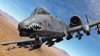 DCS: A-10C Warthog - In Hog We Trust