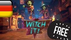 | WITCH IT! For Free German/Deutsch|