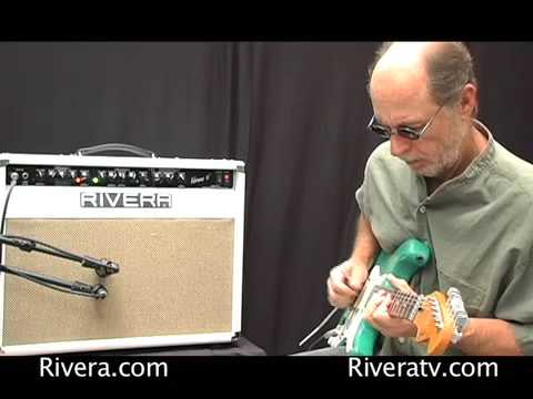 Rivera Venus 6 played by Paul Barrere of Little Feat w/ Strat