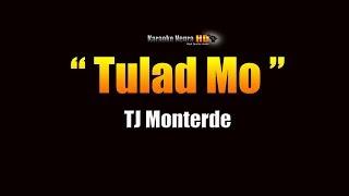 TJ Monterde - Tulad mo (KARAOKE)