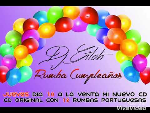 Cumpleanos feliz cancion rumbera