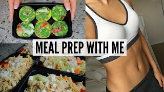 HEALTHY MEAL PREP | Fun & Easy Meal Ideas