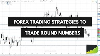 Powerful: Forex Trading Strategy To Trade Round Numbers