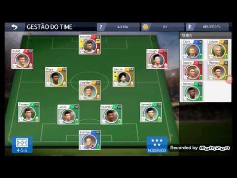 Dream League Soccer 2016 - Divisão de elite junior !!! #14