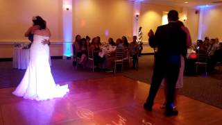 Mother & Bride Dance, Azusa, CA 09/2015