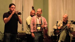 """'WAY DOWN YONDER IN NEW ORLEANS"": MARTY GROSZ at JAZZ AT CHAUTAUQUA 2012"
