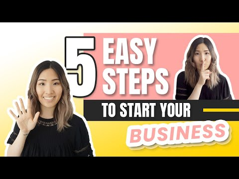 5 EASY STEPS To Start an Online Business FROM SCRATCH in 2019 (FAST!)