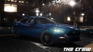 The Crew -Test your cars