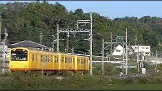麻生田駅⇒阿下喜駅を行く三岐鉄道北勢線270系