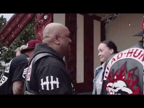 Head Hunters:  Kiwi league star appears in gang video
