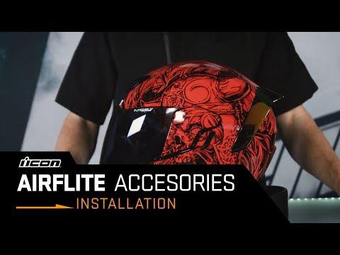 ICON - Airflite // Rear Spoiler Installation
