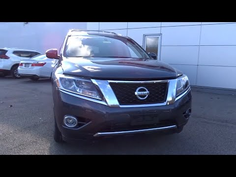 2014 Nissan Pathfinder Yorktown Heights, Westchester, White Plains, Mount Kisco, Mahopac, NY NU1190A