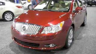2010 Buick Lacrosse In Depth Exterior and Interior Overview