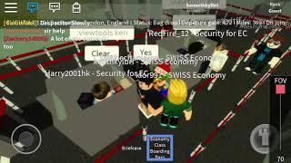 Voler avec Swiss Airlines à Roblox