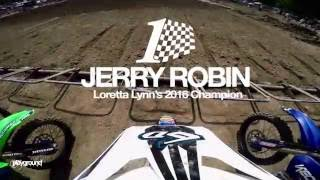 Gambar cover Clinching Championships on a Two-Stroke ft. Jerry Robin - Loretta Lynn's 2016 - Motoplayground