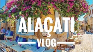 Алачаты - скрытая жемчужина Турции | Жизнь в Турции | Vlog 4