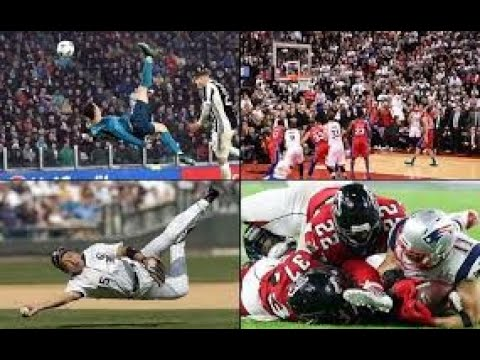 Top 100 Sports Plays of the Decade  2010   2020 Best Moments
