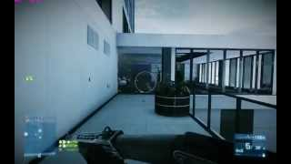 Battlefield 3 - Close Quarters PC Gameplay Max Settings