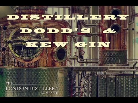 The London Distillery Company - Dodd's & Kew organic Gin