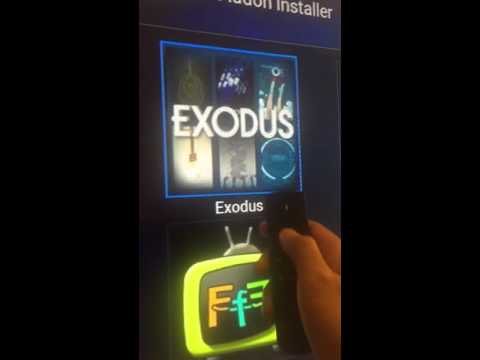 How to install Exodus addon on Amazon Fire stick.