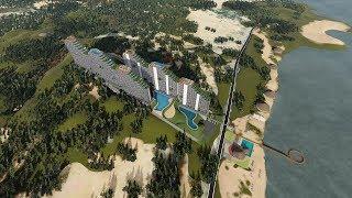 Allstar Land - Video giới thiệu dự án Apec Mandala Wyndham Mũi Né. Giá 450 triệu một căn. 0986853461