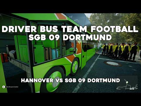 Fernbus Simulator DRIVER BUS TEAM FOOTBALL - ( SGB 09 DORTMUND ) #1 |